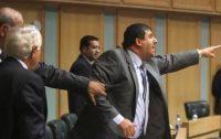 السعود يهاجم الوزير الغرايبة